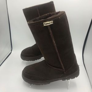 BearPaw Suede Boots size 9